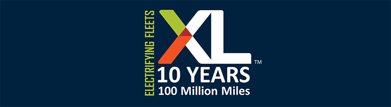 Electrifying Fleets XL 10 Years 100 Million Miles